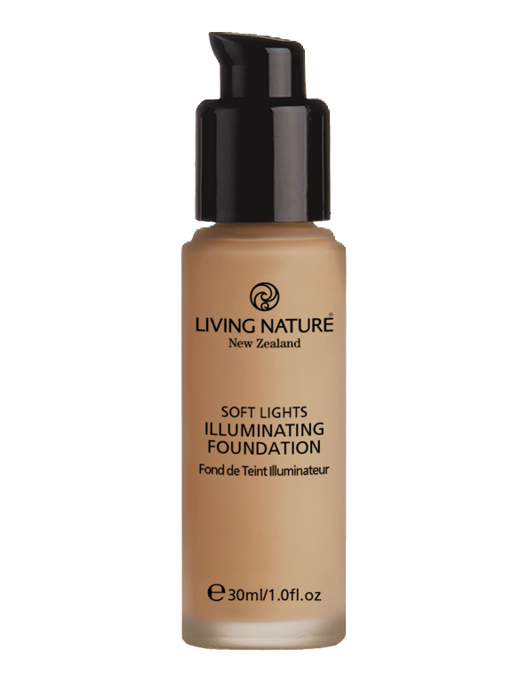 Living Nature Foundation Day Glow 30ml